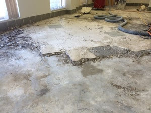 floor removal in jacksonville